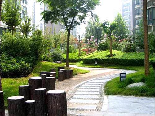 常新•紫竹苑、御竹苑景观万博betmanx工程